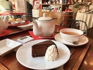 ウィーン発の紅茶屋さんの写真・画像素材[4396781]