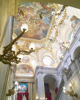 マドリード王宮の写真・画像素材[4569666]