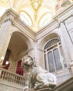 マドリード王宮の写真・画像素材[4569667]