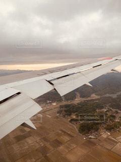 空からの眺めの写真・画像素材[4396085]