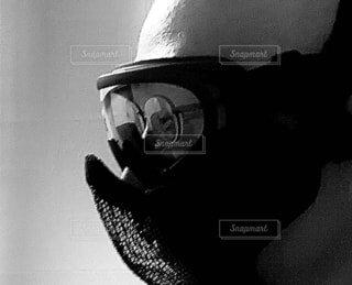 スキンヘッドのサバイバーの写真・画像素材[4399875]