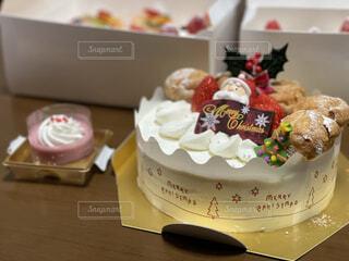 クリスマスパーティーの写真・画像素材[4401129]