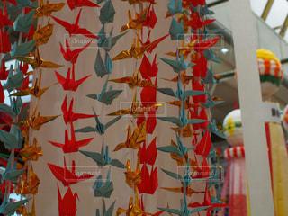 折鶴の写真・画像素材[188063]