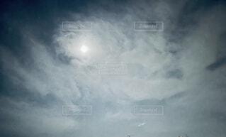 空の雲の群の写真・画像素材[4841173]