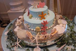 ケーキの写真・画像素材[614242]