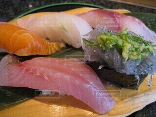寿司、盛り合わせの写真・画像素材[4430490]