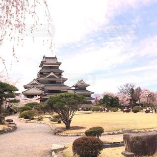 I♡松本城の写真・画像素材[201708]