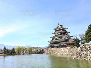I♡松本城の写真・画像素材[201709]