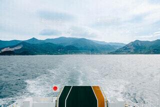 船上の写真・画像素材[4461573]