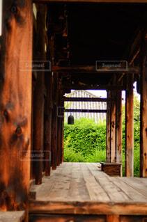 寺の鐘の写真・画像素材[4813118]