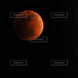皆既月食の写真・画像素材[987326]
