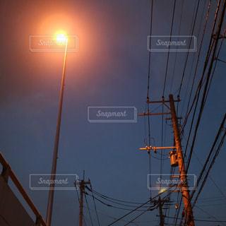 夕景の写真・画像素材[1750577]
