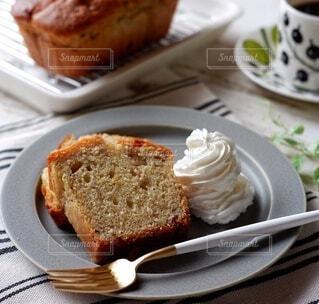 手作りスイーツ  パウンドケーキ おうち時間 おうちカフェの写真・画像素材[4439023]