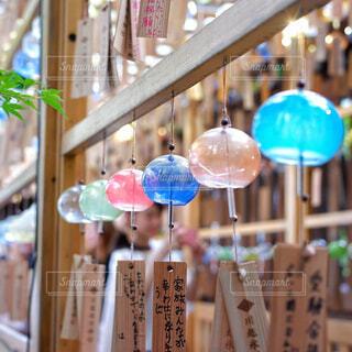 風鈴 夏 風物詩 イベントの写真・画像素材[4444038]