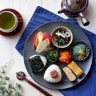 オシャレな和食のワンプレートの写真・画像素材[4459919]