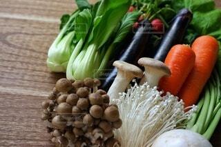 色鮮やかな沢山の種類の野菜の写真・画像素材[4468696]