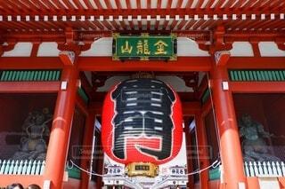 浅草雷門の写真・画像素材[4504399]