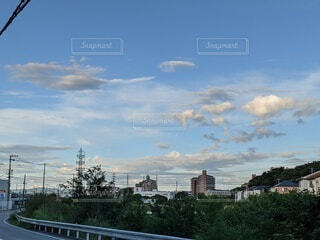 都市の眺めの写真・画像素材[4700445]