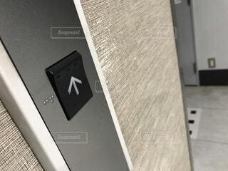 エレベーターのボタンの写真・画像素材[3888683]