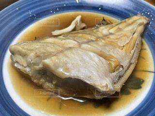 煮魚の写真・画像素材[4133111]
