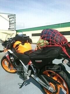 バイクツーリングの写真・画像素材[4522467]