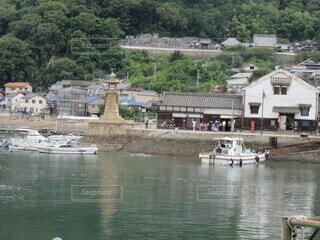 瀬戸の海の写真・画像素材[4664930]