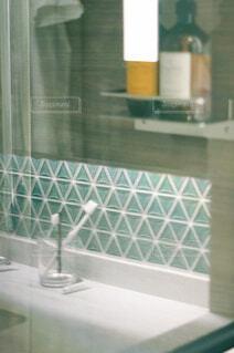 洗面所とバスルームの写真・画像素材[4458492]