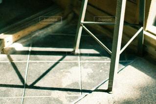 古民家の玄関の写真・画像素材[4460600]