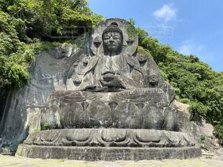 日本寺大仏。の写真・画像素材[4461341]