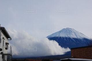富士山の写真・画像素材[4469055]