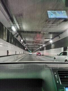 首都高トンネルの写真・画像素材[4518696]