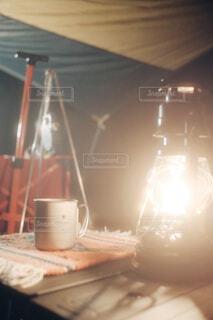 キャンプの写真・画像素材[4466294]
