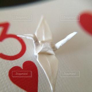 ミニチュア,ハート,折り紙,トランプ,鶴
