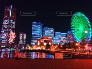 夜景 - No.367011