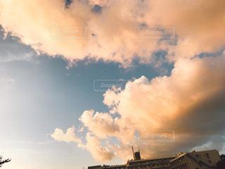 空の雲の写真・画像素材[1342462]