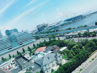 都市の景色の写真・画像素材[1356814]