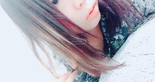 髪色が変わったの写真・画像素材[777406]
