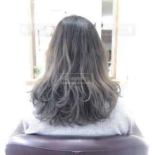 髪型の写真・画像素材[1224271]