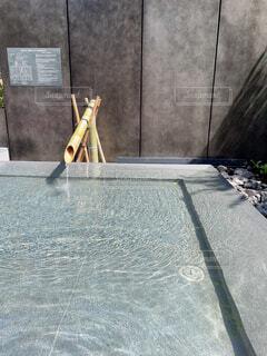 足湯の写真・画像素材[4470899]