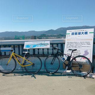 自転車の写真・画像素材[465063]