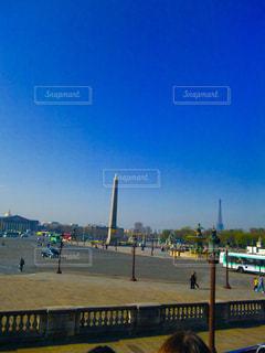フランス  パリの写真・画像素材[1104134]