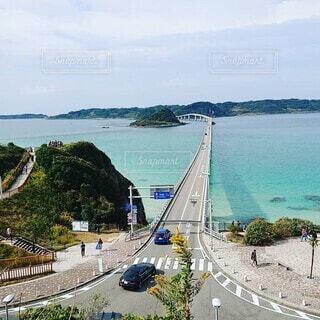 角島の写真・画像素材[4471175]
