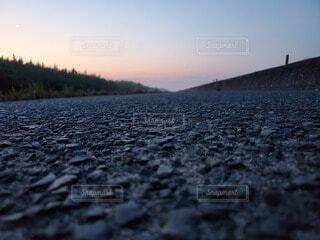 道の写真・画像素材[4528919]