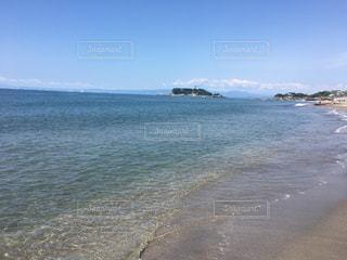 江ノ島がみえるの写真・画像素材[561631]