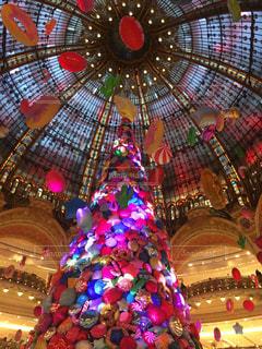 パリのデパートの写真・画像素材[1852532]