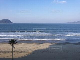 夏がきた、日本の海の写真・画像素材[4486432]