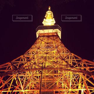 東京タワーの写真・画像素材[195920]
