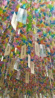 仙台の七夕祭りの写真・画像素材[4494140]