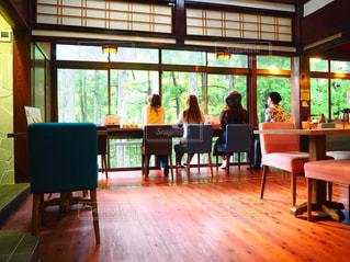 カフェの写真・画像素材[837705]