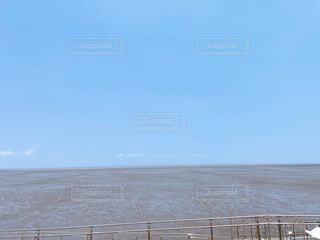 有明海の写真・画像素材[4599432]